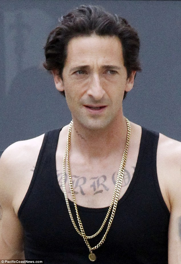 Adrien Brody in final negotiations for the thriller Backtrack - Celebs ... Adrien Brody