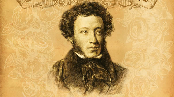 Great Russian Writer Aleksandr Pushkin 78