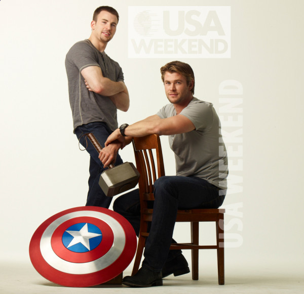 Captain America: Civil War does not include Chris Hemsworth