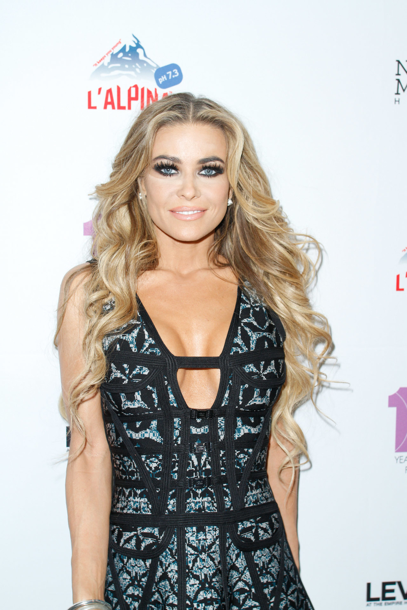 Carmen Electra has her success in commercials too