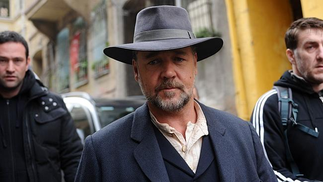 Directorial Debut of Russell Crowe 'The Water Diviner' is something worth waiting for
