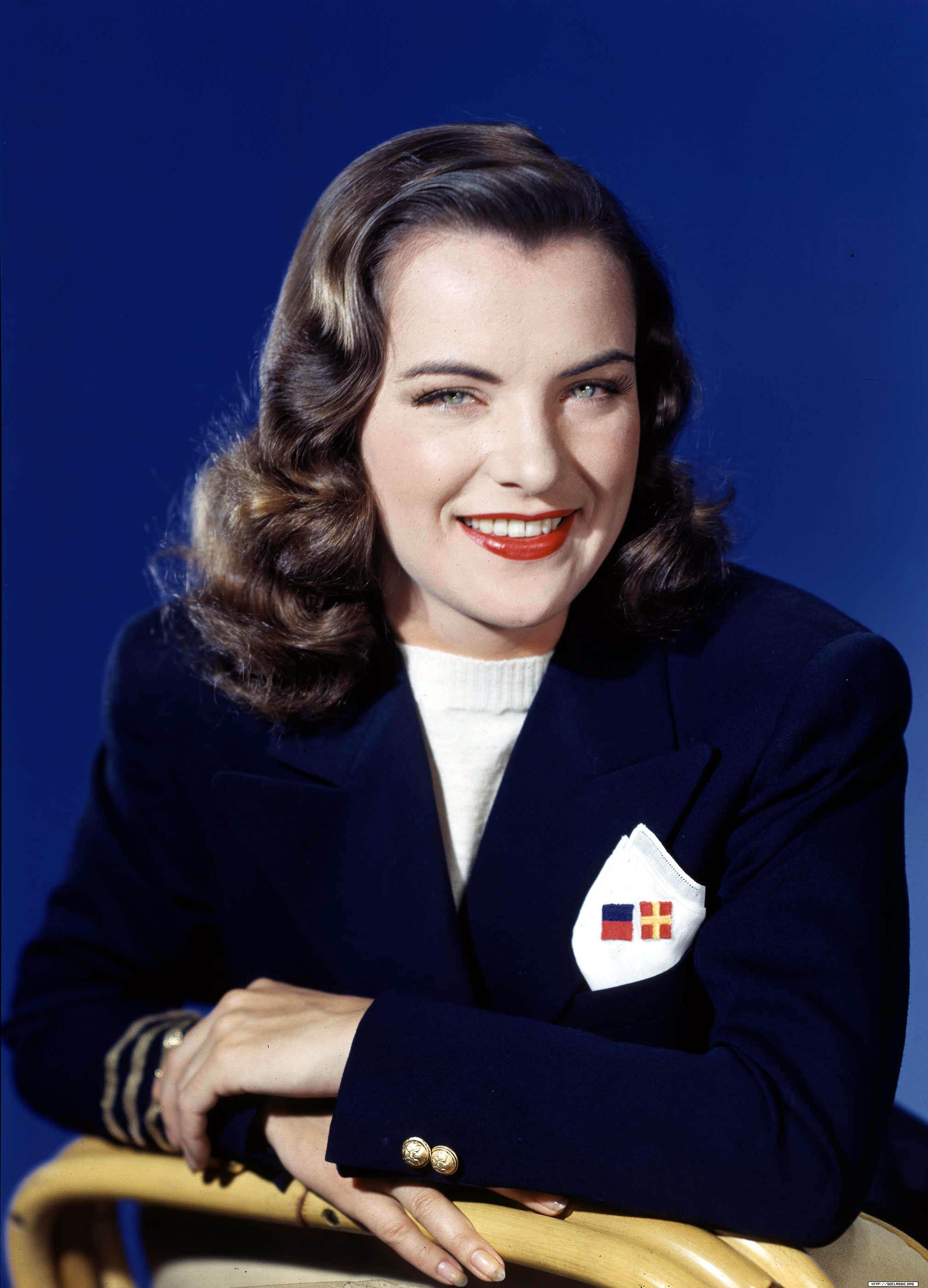 Ella Raines Photos News Filmography Quotes And Facts