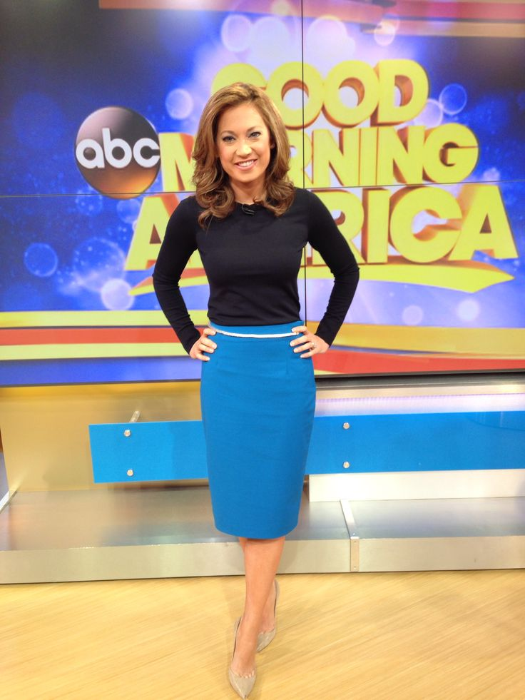 Good Morning America Saturday Edition : Ginger zee photos news filmography quotes and facts