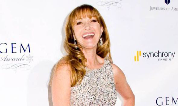Jane Seymour still looks radiant at 64