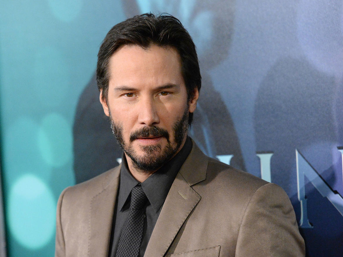 Keanu Reeves back with a bang with John Wick