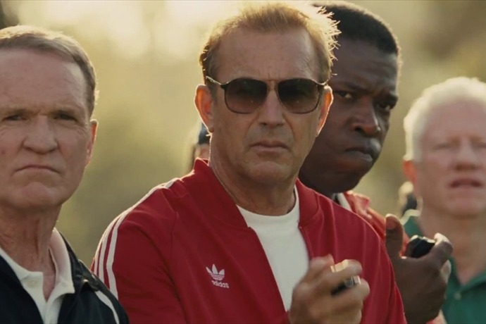 Kevin Costner once again shows his skills in McFarland