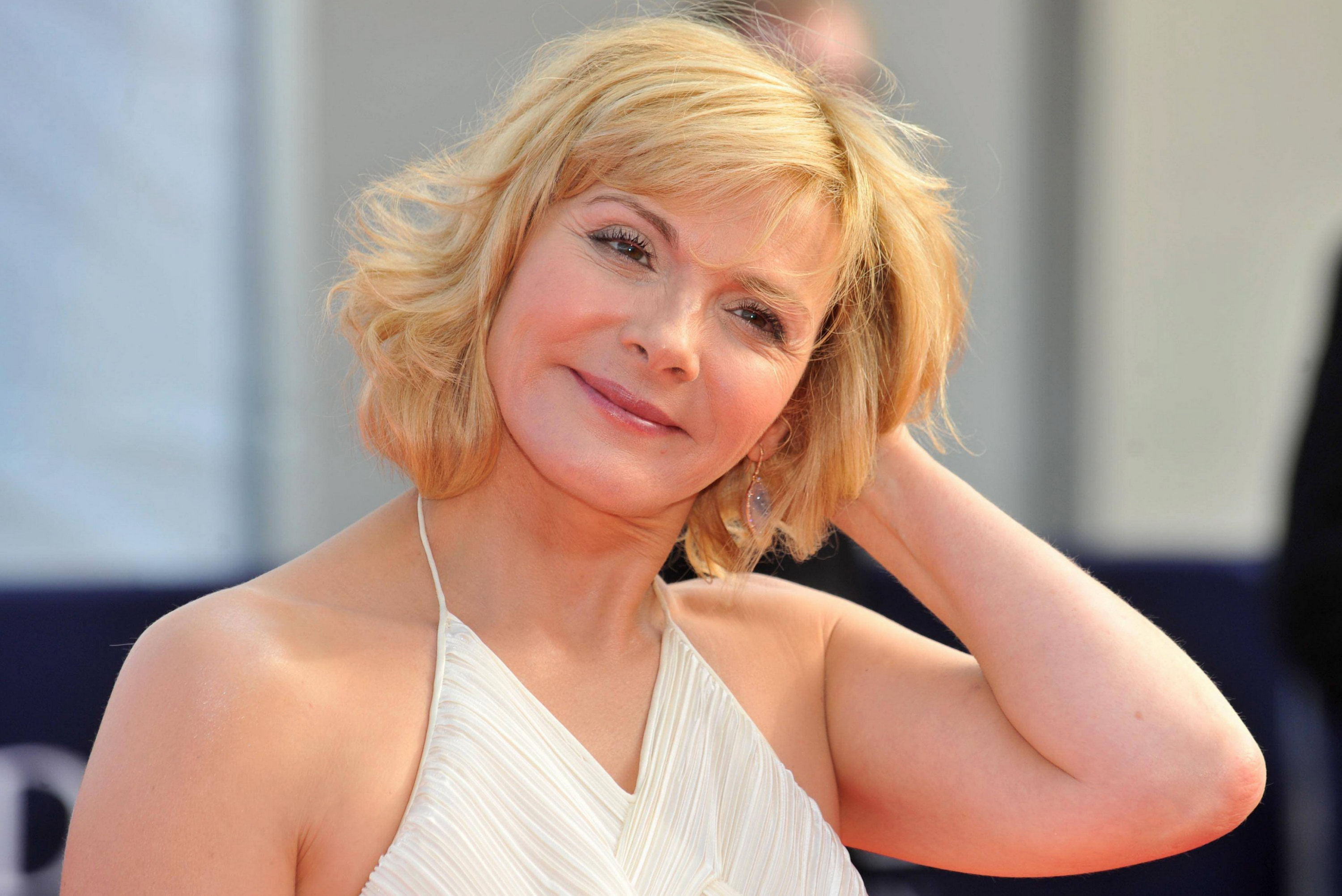 Kim Cattrall - photos,... Kim Cattrall Today
