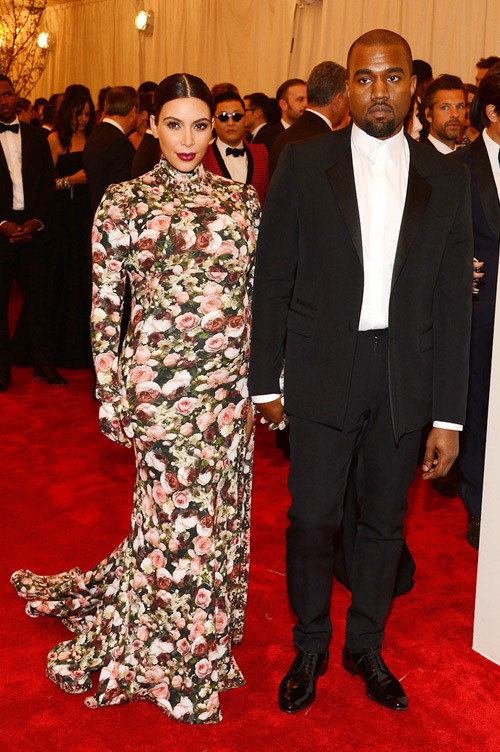 Kim Kardashian and Kanye West emerged in the Met Gala as the Ultimate Power