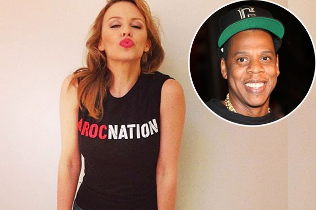 Kylie Minogue ultimately quits Jay Z's Roc Nation