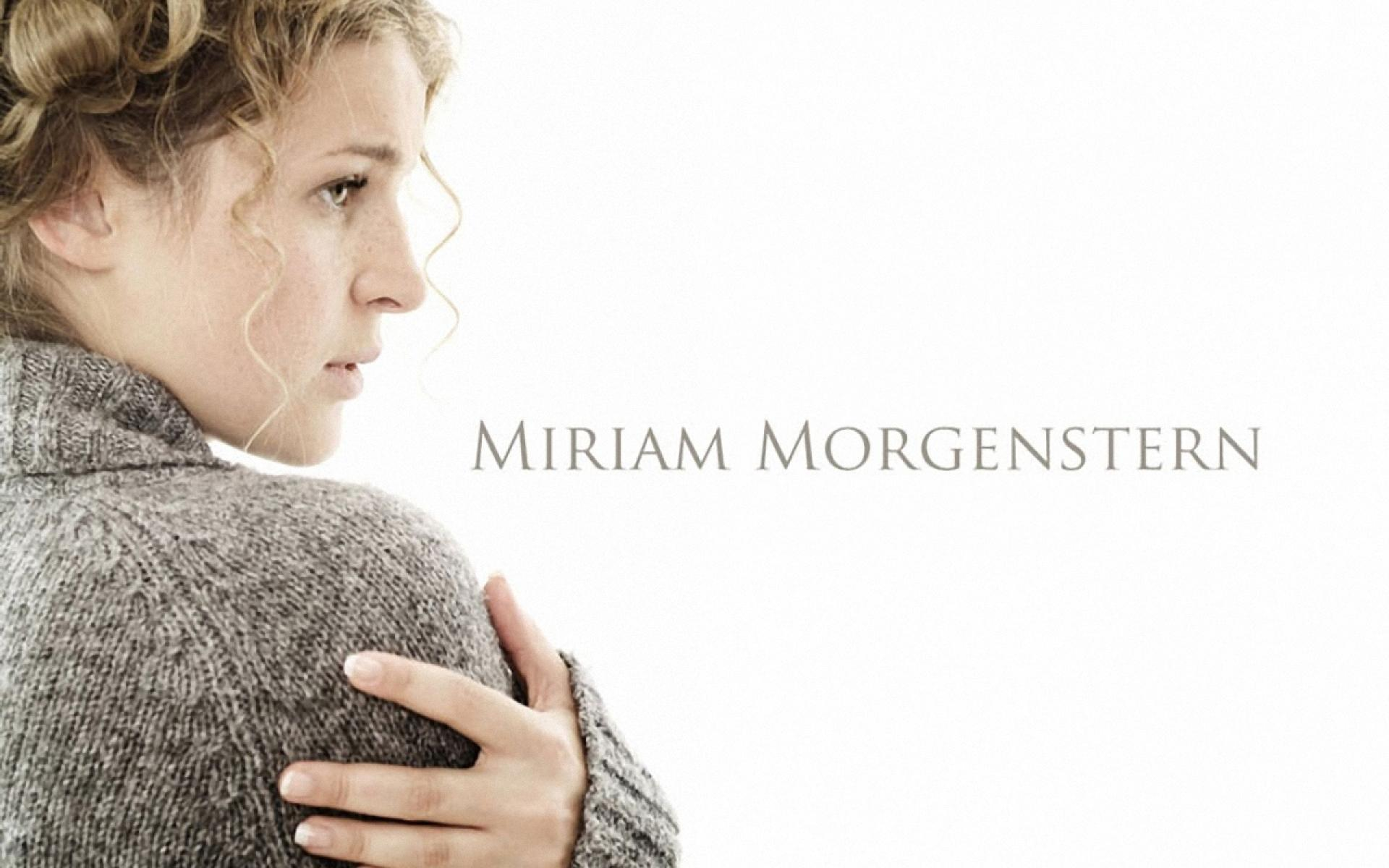 Miriam Morgenstern