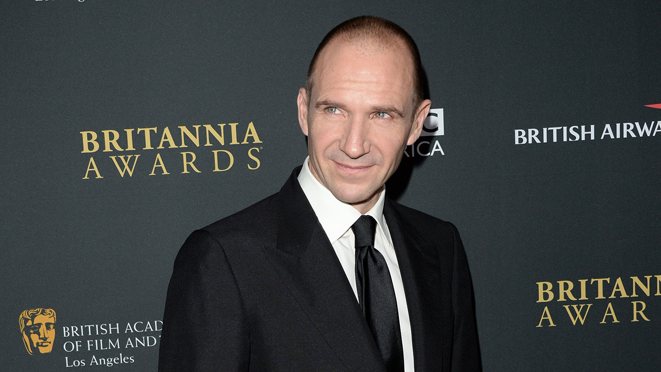 Ralph Fiennes is no less than a legend for us
