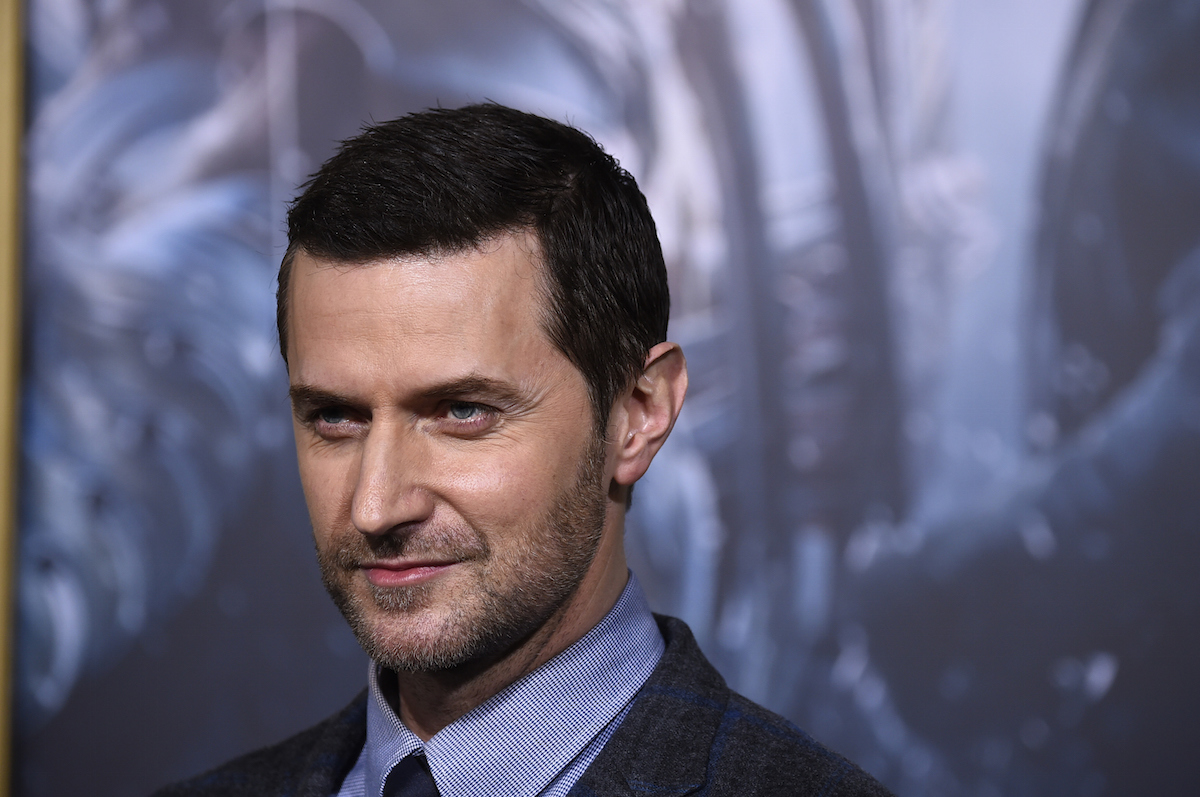 Richard Armitage stars in Hannibal as the Tooth Fairy killer