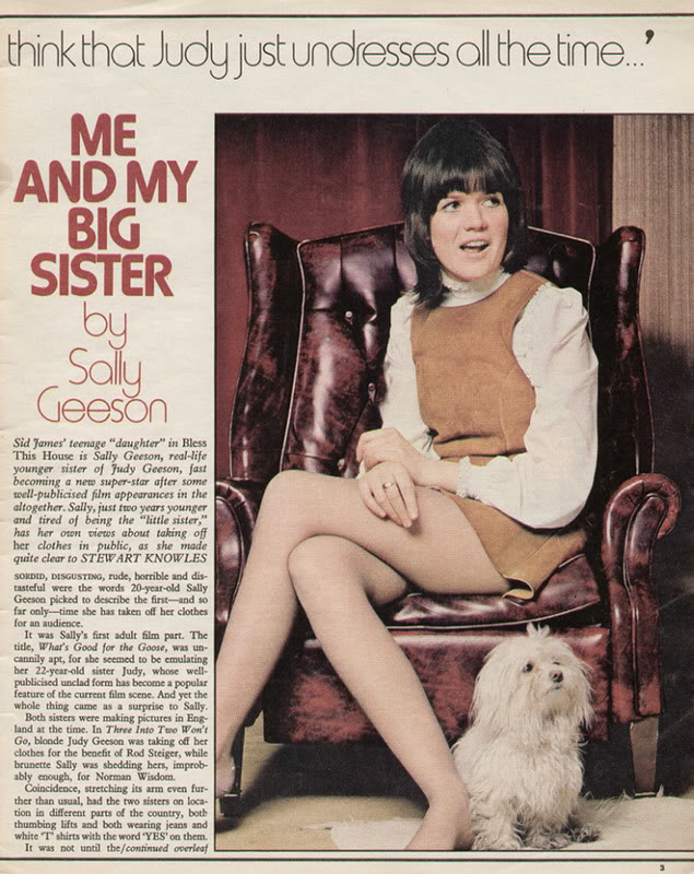 Sally Geeson #15