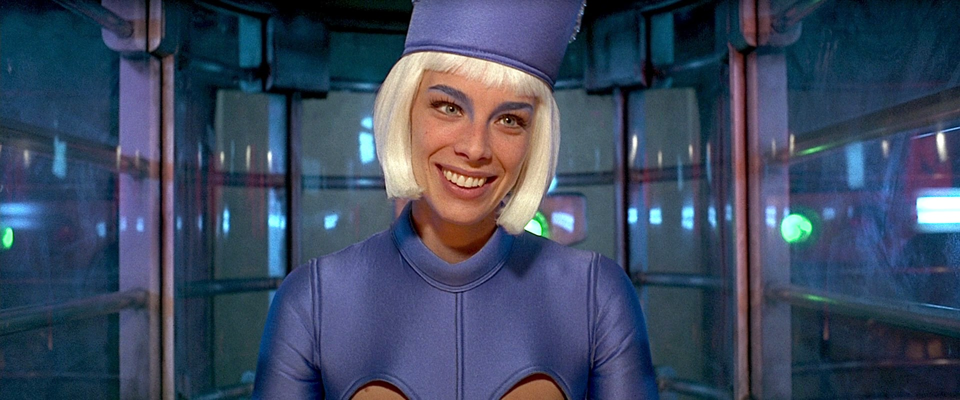 Scene anylasis fifth element