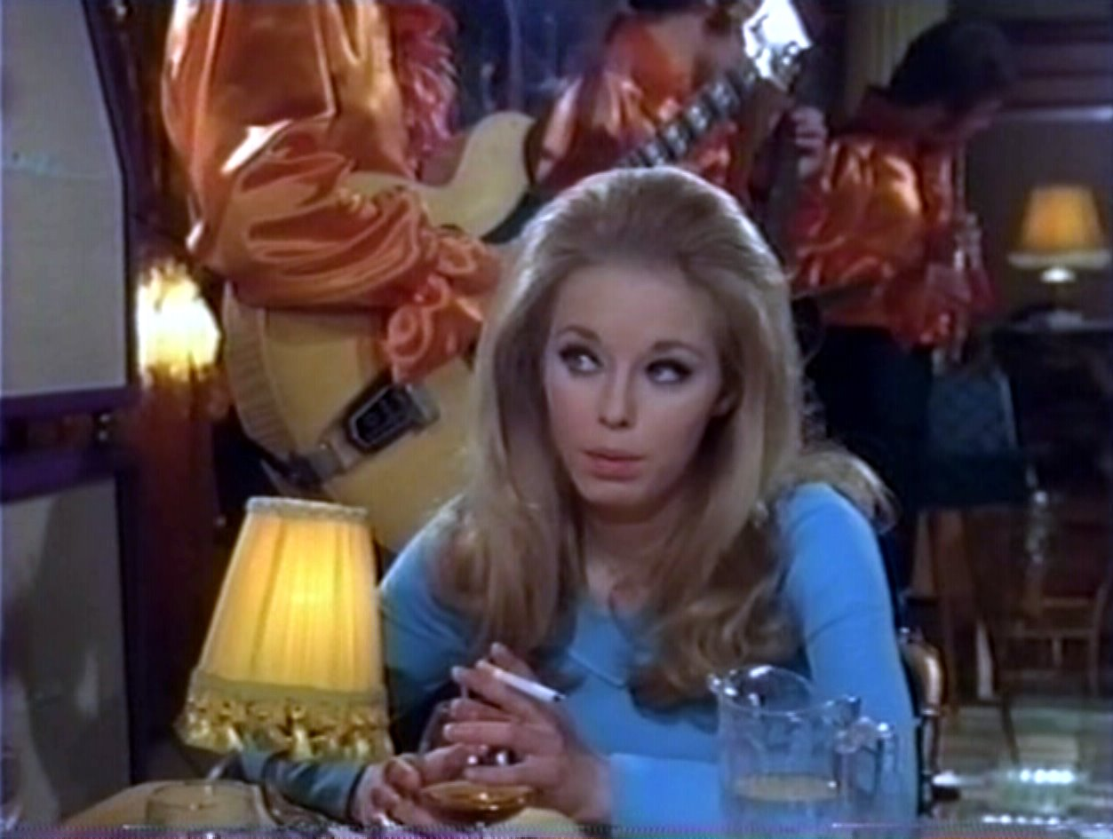 Virginia wetherell in a clockwork orange 10