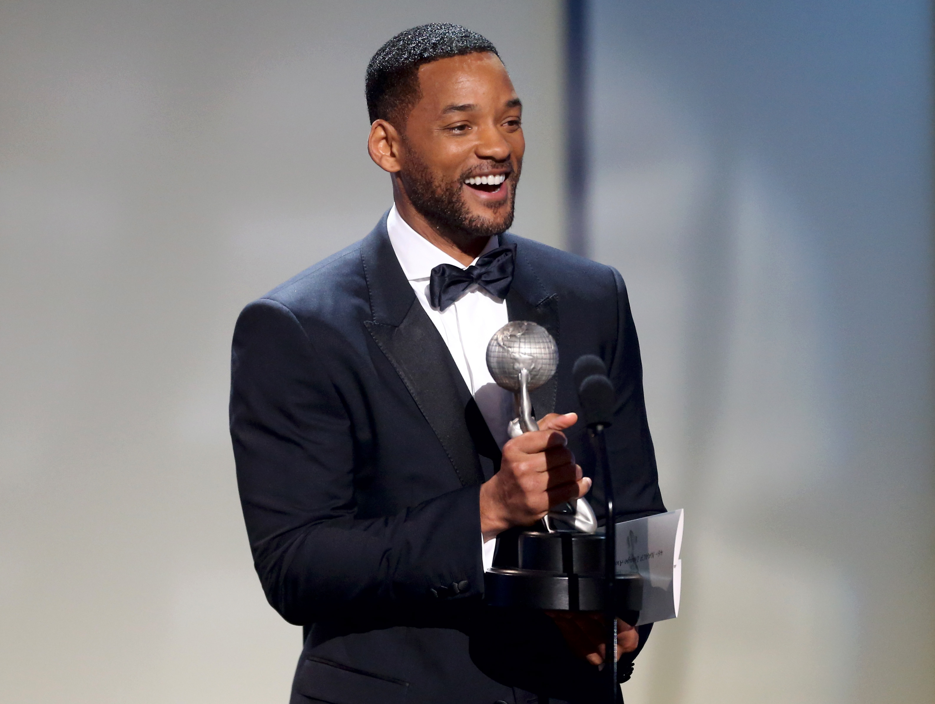 WILL SMITH HAS A 'FOCUS' ON HIS CAREER AGAIN