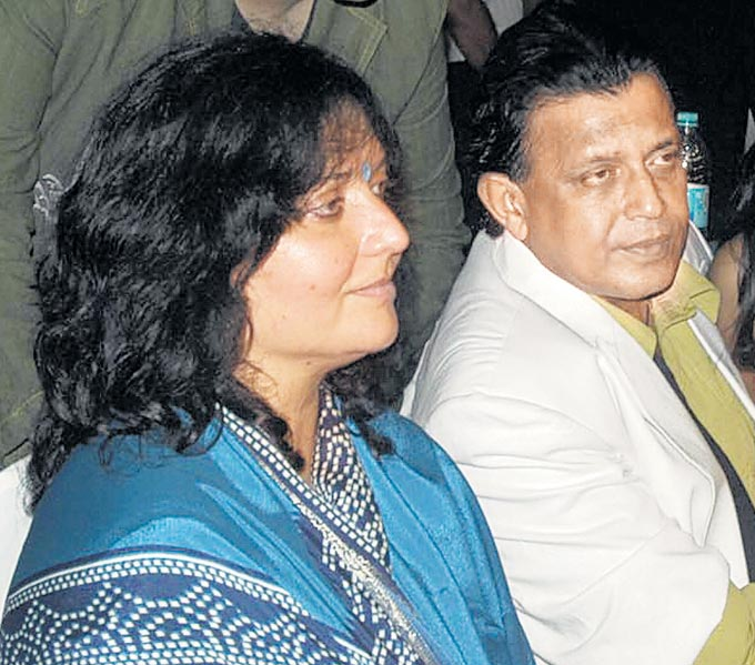 These images will help you understand the word(s) mithun chakraborty and wife yogita in detail