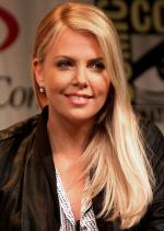 CHARLIZE THERON WON ACADEMY AWARD