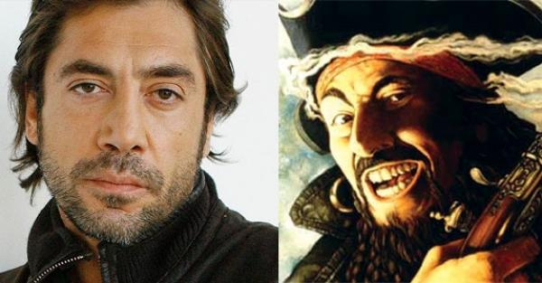 Javier Bardem part of Pirates of the Caribbean 5 crew