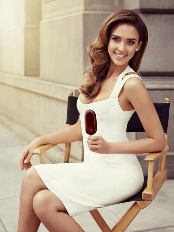 Jessica Alba came up as an entrepreneur to teach business students