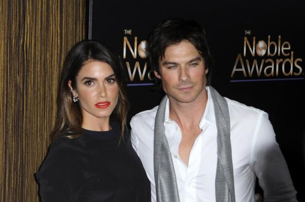 Nikki Reed enjoying honeymoon with hubby Ian Somerhalder