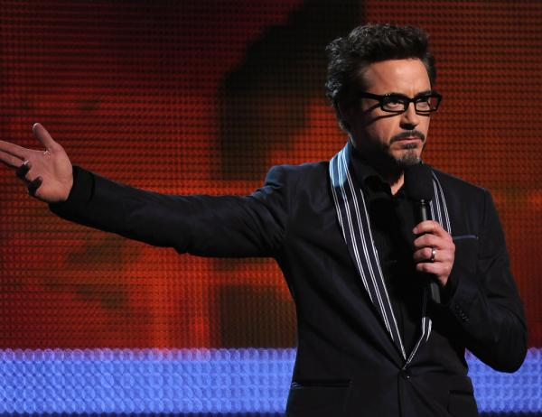 Robert Downey Jr., one of the grossing actors of 2014