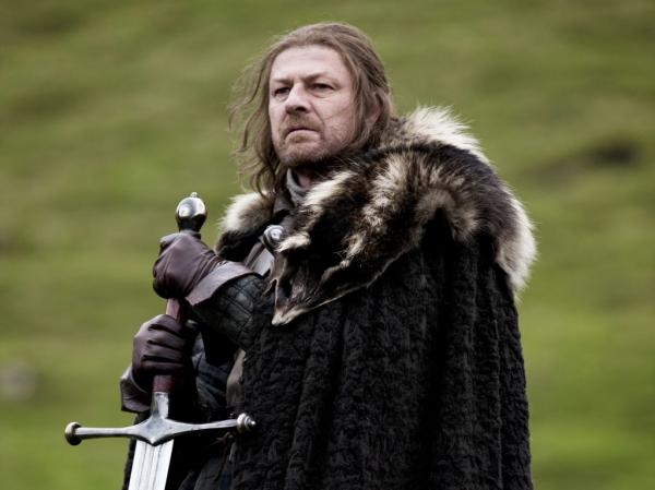 Sean Bean gave his best performance in Game of thrones