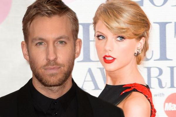 Taylor Swift and Calvin Harris are definitely into each other